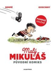 Malý Mikuláš / původní komiks – Jean-Jacques Sempé