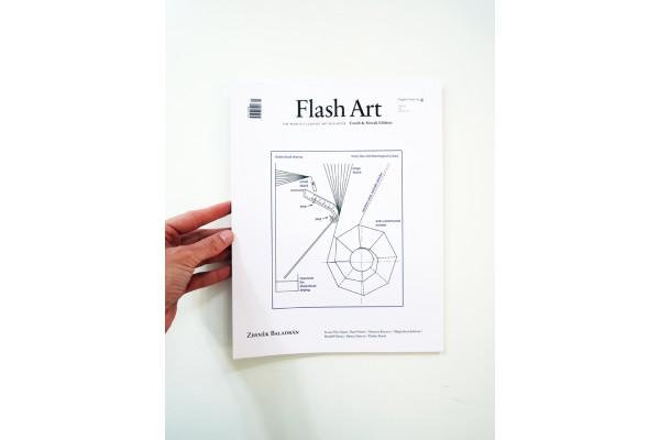 Flash Art / Czech & Slovak Edition / English Issue no. 4