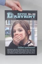 Labyrint revue 31–32 / Umění zapomínat