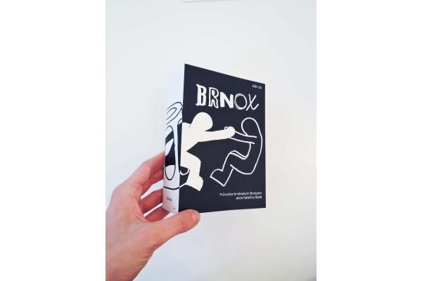 Brnox / Průvodce brněnským Bronxem, akce Kateřiny Šedé / 3. vydání