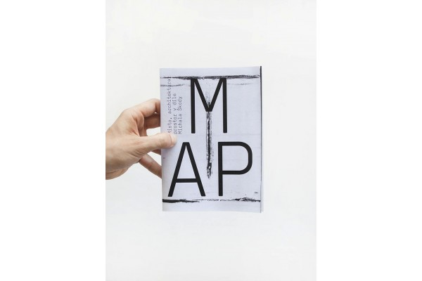 MAP / Místo, architektura, prostor v díle Michala Škody –Monika Čejková (ed.)