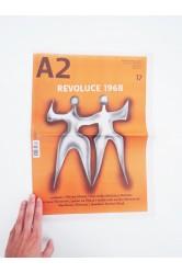 A2 – číslo 17/2018 / REVOLUCE 1968