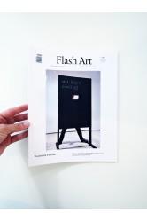 Flash Art Czech and Slovak edition No. 48/ June – August 2018