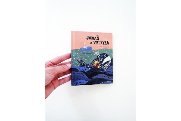 Jonáš a velryba – Ivana Pecháčková, Alžběta Zemanová