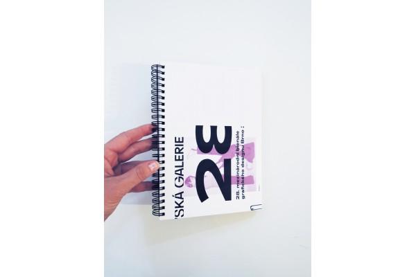 Blok A5 / 28. mezinárodní bienále grafického designu Brno