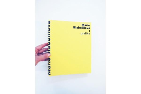 Marie Blabolilová / Grafika