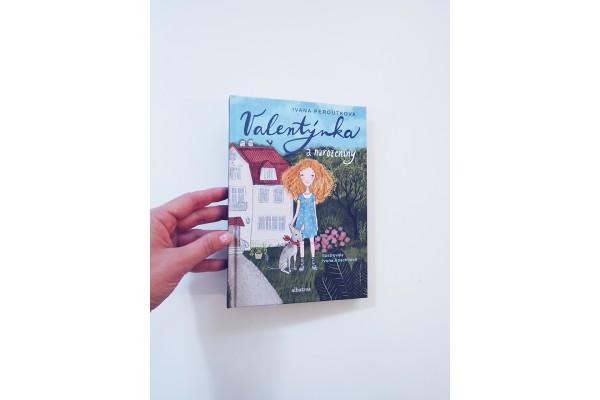 Valentýnka a narozeniny – Ivana Peroutková