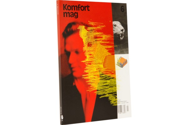 Komfort Mag 06 – Komfort na stopě