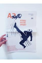 A2 – číslo 20 / 2018 / KOMU PATŘÍ SPORT