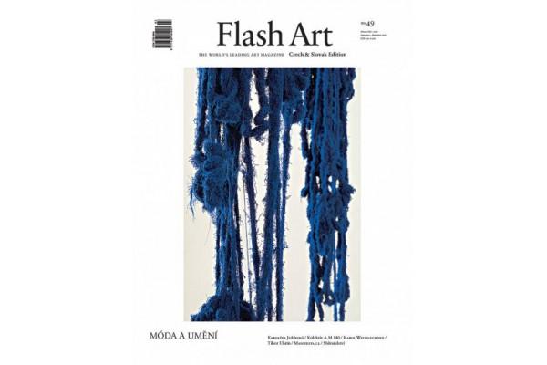Flash Art Czech and Slovak edition No. 49 / June – August 2018
