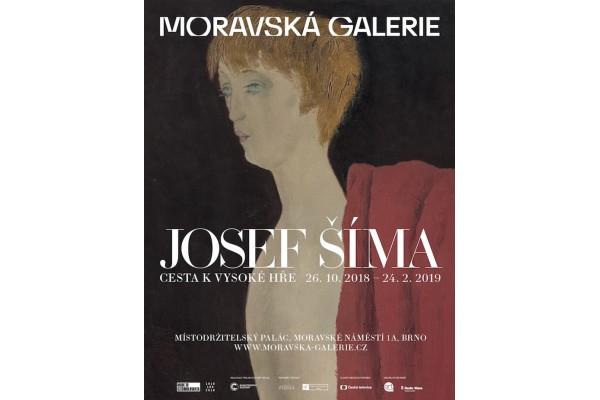 Plakát Josef Šíma