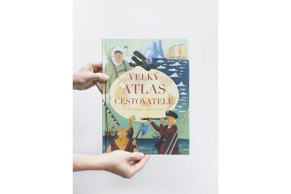 Velký atlas cestovatele – Riccardo Francaviglia, Margherita Sgarlata