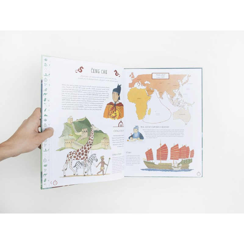 ... Velký atlas cestovatele – Riccardo Francaviglia 929a634ff9501