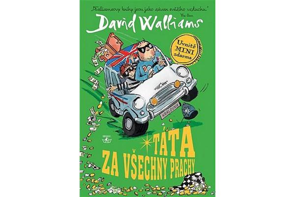 Táta za všechny prachy – David Walliams