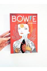 Bowie / Ilustrovaný životopis – Maria Hesseová, Fran Ruiz