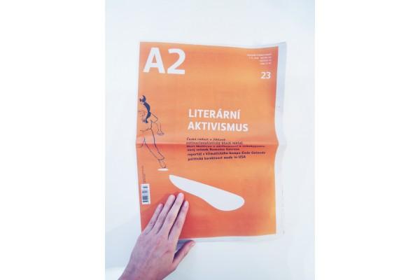 A2 – číslo 23 / 2018 / LITERÁRNÍ AKTIVISMUS