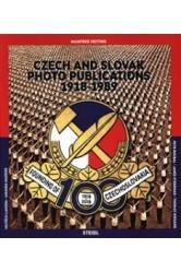 České a slovenské fotografické publikace / 1918 - 1989