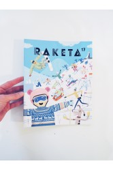 Raketa č. 17. Časopis pro děti chytrých rodičů / Sport v kulichu