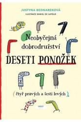 Neobyčejná dobrodružství deseti ponožek – Justyna Bednareková