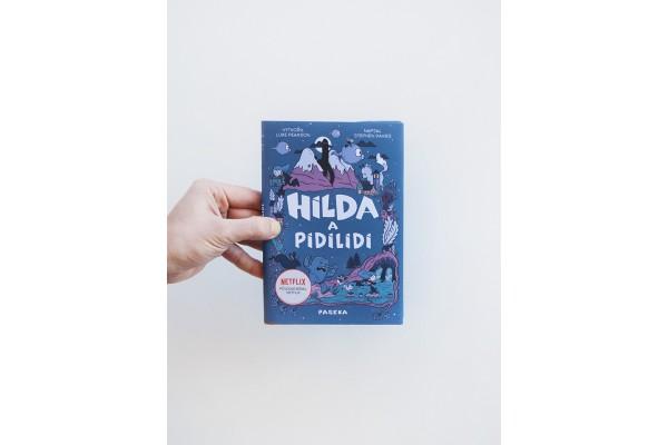 Hilda a pidilidi – Luke Pearson, Stephen Davies