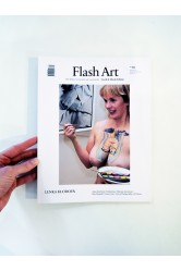 Flash Art Czech and Slovak edition No. 49 / June – August 2018