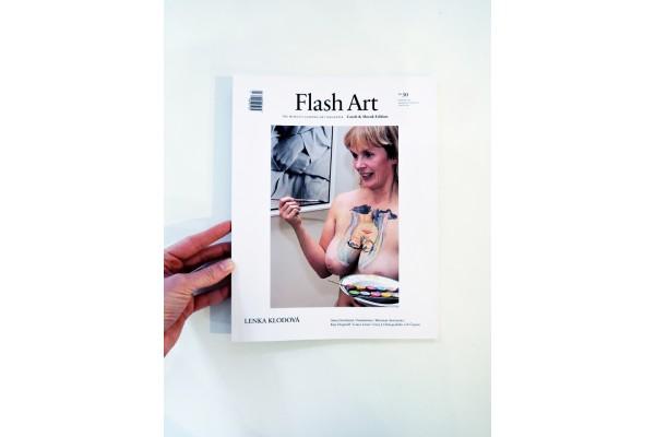 Flash Art Czech and Slovak edition No. 50 / December 2018 – February 2019