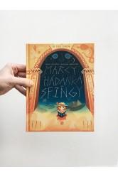 Marcy a hádanka od sfingy – Joe Todd-Stanton