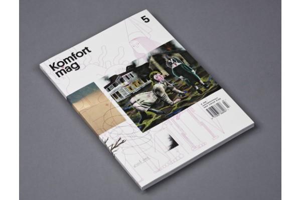 Komfort Mag 05 — Na tělo