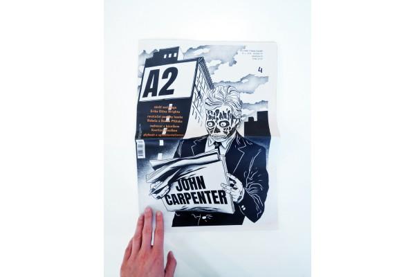 A2 – číslo 15/2019 /JOHN CARPENTER