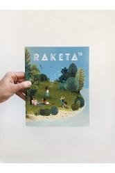 Raketa č. 18. Časopis pro děti chytrých rodičů / Na zdraví