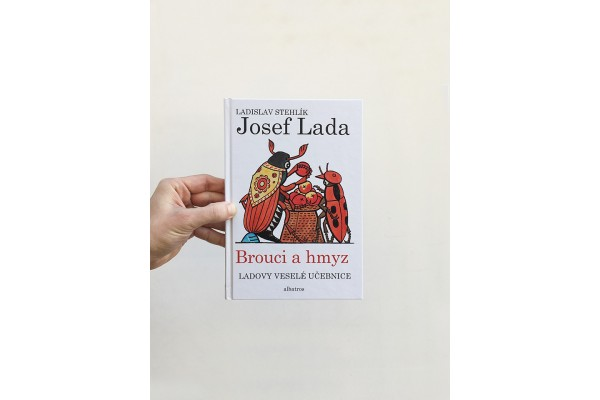 Brouci a hmyz / Ladovy veselé učebnice – Josef Lada, Ladislav Stehlík