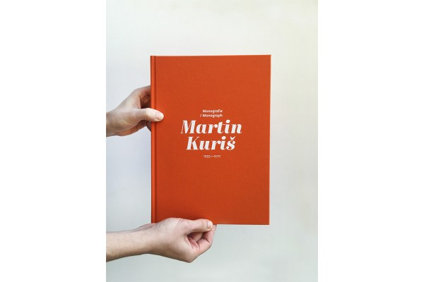 Martin Kuriš – Monografie 1993-2017