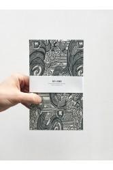Cut+Bind Sketchbook / Orihon