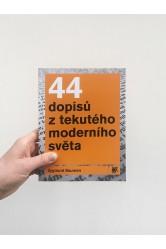 44 dopisů z tekutého moderního světa –Zygmunt Bauman