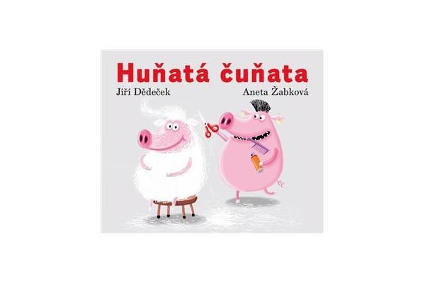Huňatá čuňata – Jiří Dědeček