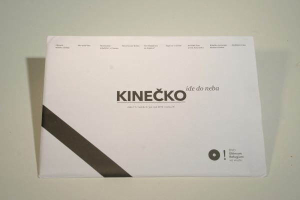 Kinečko / Ide do neba (11/2012)