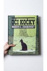 Oči kočky – Moebius, Alejandro Jodorowsky