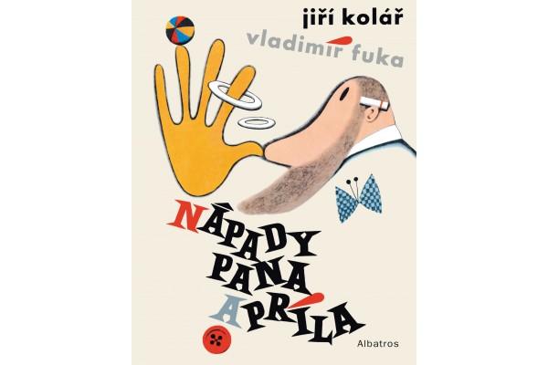 Nápady pana Apríla – Jiří Kolář