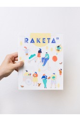 Raketa č. 19. Časopis pro děti chytrých rodičů / Kolo