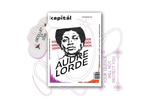 Kapitál # 4 / 2019 – Audre Lorde