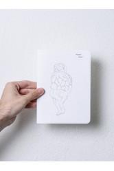 Sešit ArtMap – Marcela Vorlíčková / A5