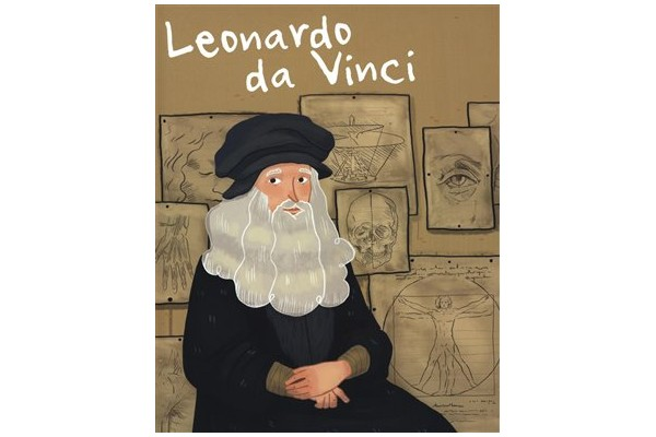 Génius Leonardo da Vinci – Jane Kent