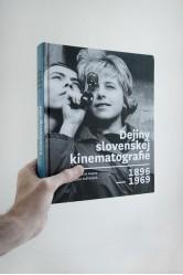 Dejiny slovenskej kinematografie: 1896-1969 – Václav Macek, Jelena Paštéková