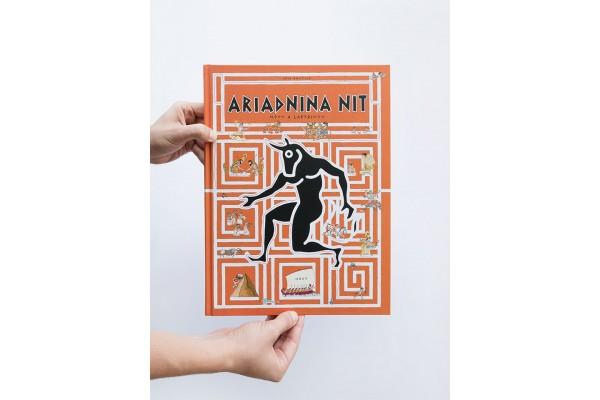 Ariadnina nit / Mýty a labyrinty – Jan Bajtlik