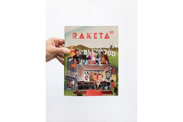 Raketa č. 20. Časopis pro děti chytrých rodičů / Film
