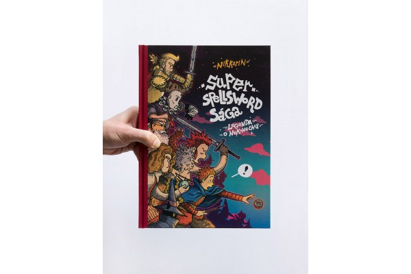 Super Spellsword Sága / Legenda o Nekonečnu – Nikkarin
