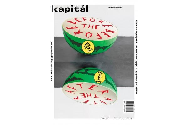 Kapitál č. 11 / 2019 – POSTSOCIALIZMUS