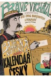 Věčný kalendář Milana Kohouta + plakát
