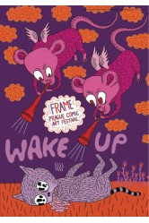 Wake up / Frame Prague Comics Art Festival 2017