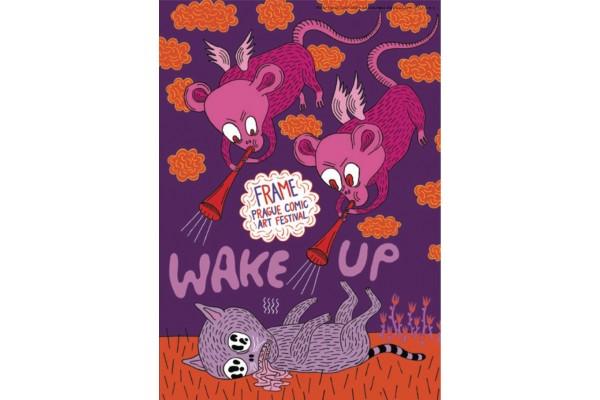 Wake up / Frame Prague Comics Art Festival 2017